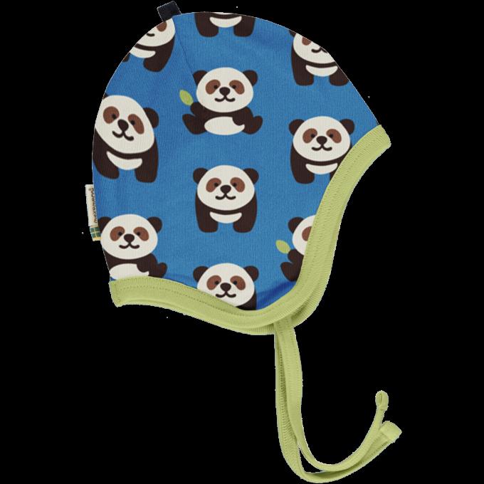 Maxomorra Cuffietta Playful Panda-0