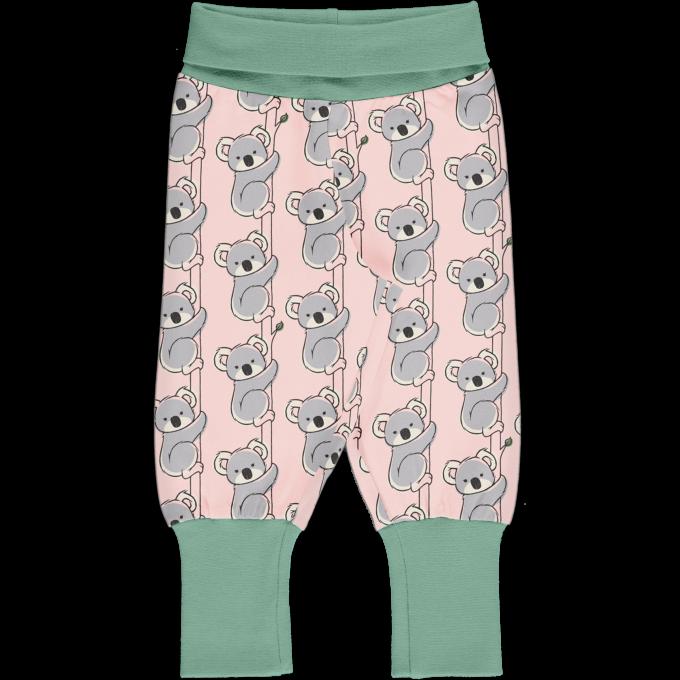 Maxomorra Pants rib Pantaloni Koala-0