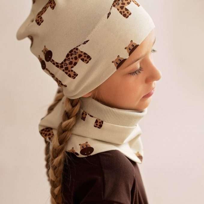Malinami Cappello Giraffe-0