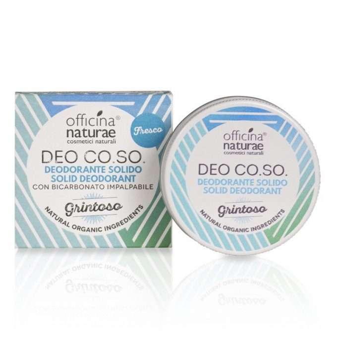 Officina Naturae Deodorante Solido Co.So. Grintoso-0