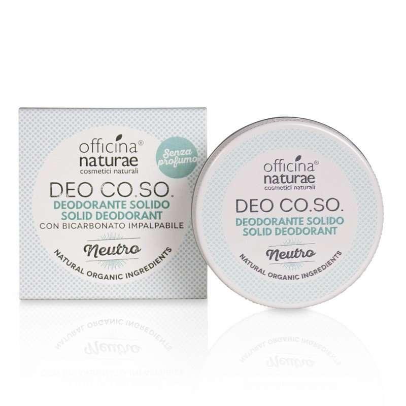 Officina Naturae Deodorante Solido Co.So. Neutro-0