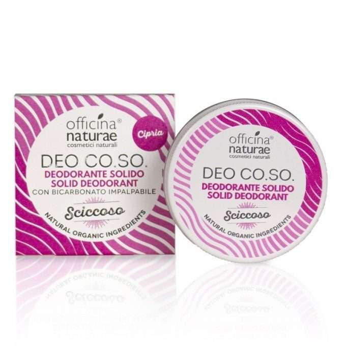 Officina Naturae Deodorante Solido Co.So. Sciccoso-0