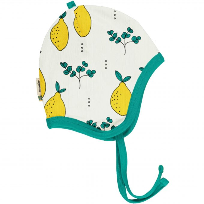 Maxomorra Meyaday Cuffietta Leafy Lemon-0