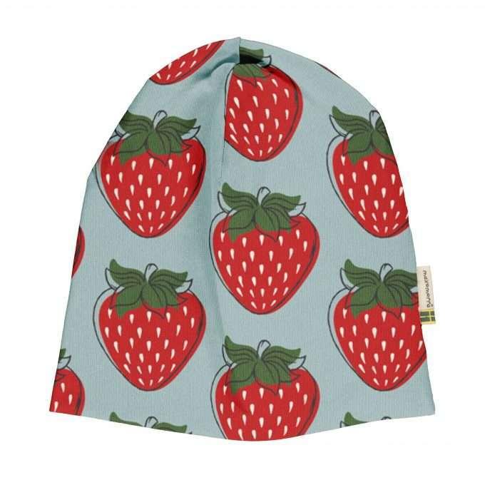 Maxomorra Berretto / Cappello Strawberry-0