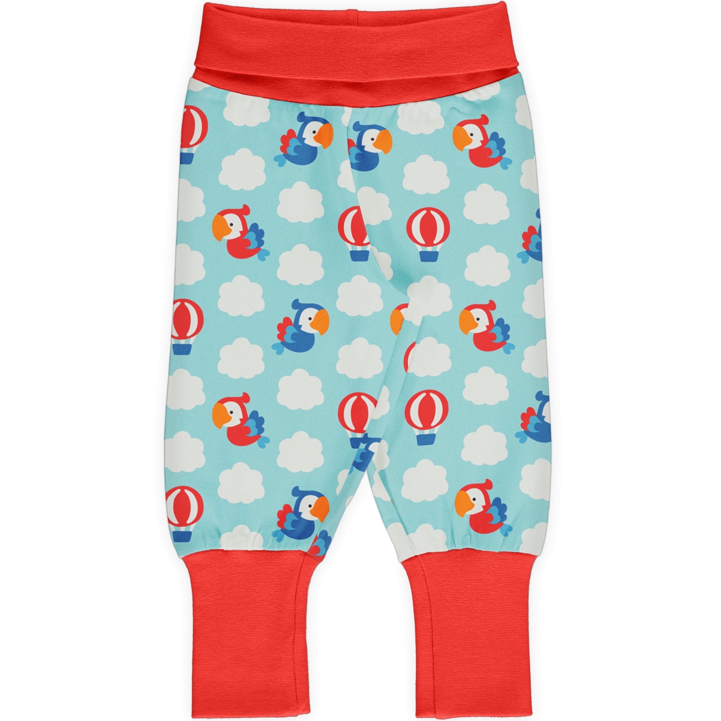 Pantaloni da Neonato Rib Maxomorra
