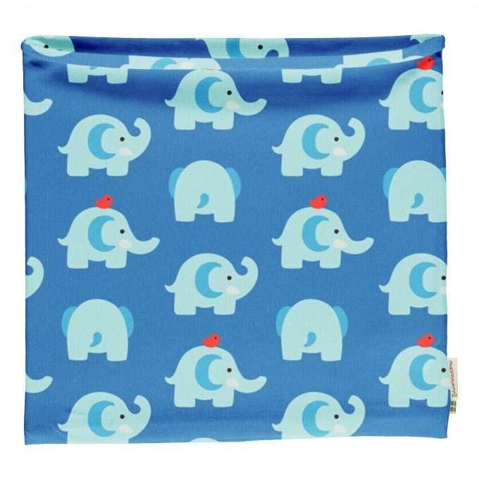 Maxomorra sciarpa ad anello/ scarf tube Elephant Friends-0