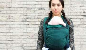Yaro Newborn: una fascia per neonati e toddler