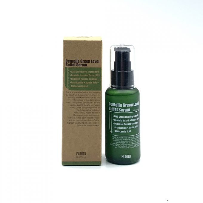 Purito Buffet Serum Centella Green Level Siero Viso -0